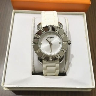 【値下げ→800円】フォリフォリ 腕時計