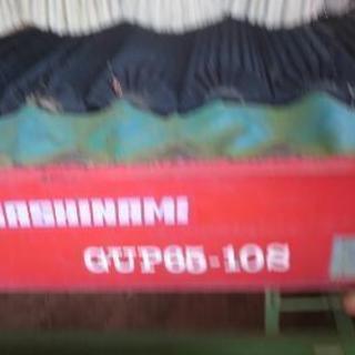 サシナミの10連大根洗い機です!