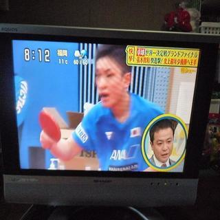 地デジチューナー  / テレビ /  マスプロ電工 室内アンテナ...