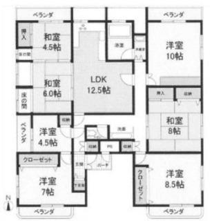 弥刀駅7分【155㎡ ワンフロア】駐車場有り