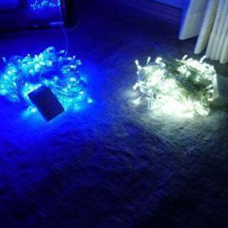新品箱入り!高輝度LEDイルミネーションライト♪