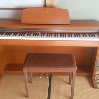 デジタルピアノあげます。