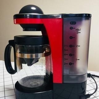 美品!パナソニック 自動コーヒーメーカー