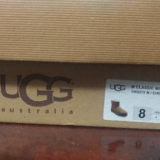 【再値下げ】UGG ブーツ メンズ クラシックミニ