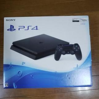 PS4 本体 ソフト四本セット