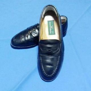 革靴です。