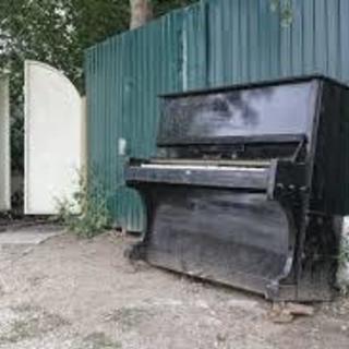 熊本県で古いヤマハ、カワイのピアノ | 無料引取/処分しています...