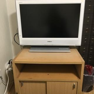 SONY 26型テレビ