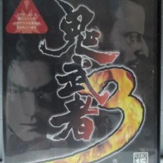 PS2 鬼武者3