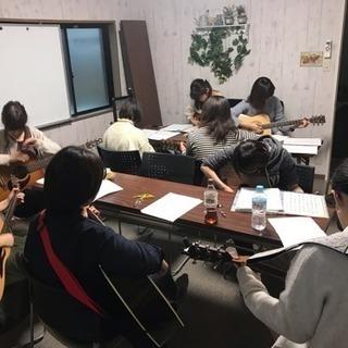 弾き語り 演奏サークル ギター・ウクレレ他 JUNK大阪