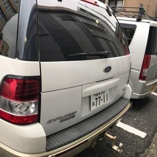 フォードエクスプローラ - 大阪市
