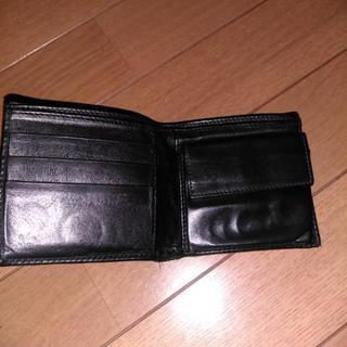 グッチ 財布 二つ折り 中古品 保証書なし