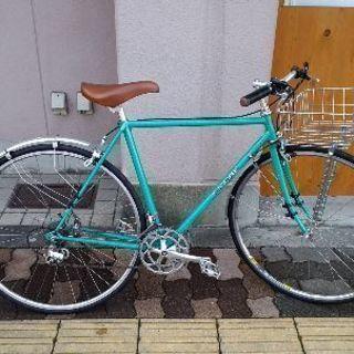 【ヴィンテージ】VIGORE[ヴィゴーレ]700cクロスバイク ク...