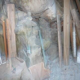 けやき材の原木・板・輪切り等色々