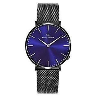 【格安】Welly Merck腕時計☆安定のスイスブランド腕時計