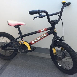 子供用 BMX 自転車 16インチ SE Bike ブロンコ