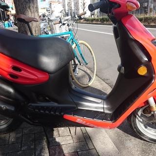 【新古車】スズキ KATANA 50cc
