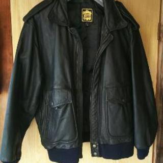 牛革ライダースジャケット