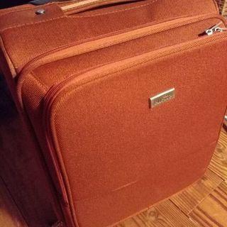 布製 トランク キャリーバッグ