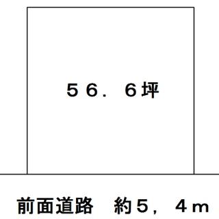 伊賀市島ヶ原・56,6坪・売土地