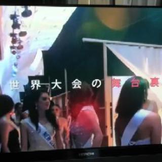 日立プラズマテレビWooo 42インチ