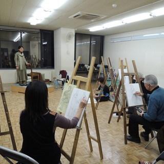絵画制作の会「エルサバド」メンバー募集