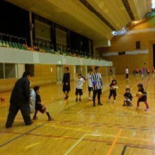 ☆親子バスケットボールチーム☆