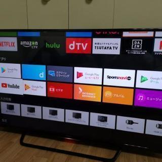 SONY 4K テレビ 49インチ KJ-49X8000C