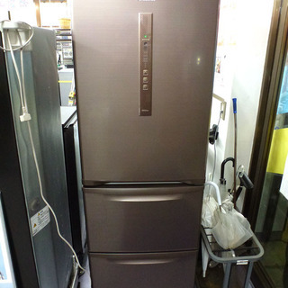 手稲リサイクル パナソニック 冷蔵庫 365リットル NR-C3...