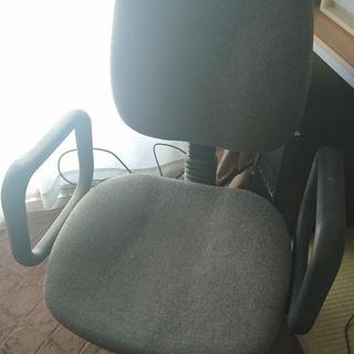オフィスチェア 足置き付き 事務椅子