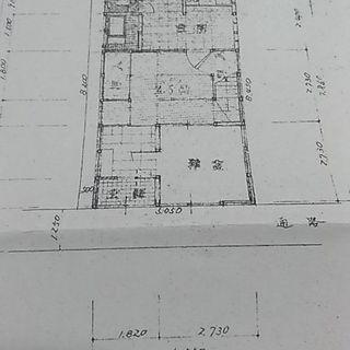 【駅徒歩4分・初期費用格安】一戸建てお貸しします(大家直接募集!)
