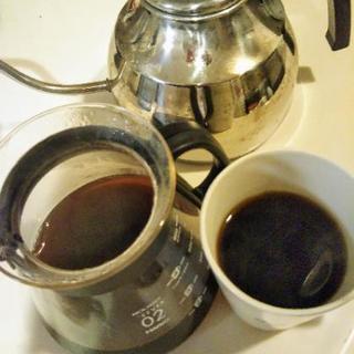 家庭でカンタン!コーヒー焙煎体験講座(10/27)