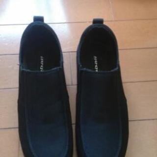 女性用Mサイズ黒の靴