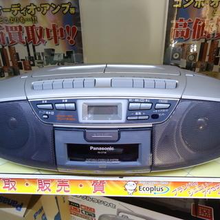 【エコプラス小倉南】パナソニック CDラジカセ RX-DT36 ...