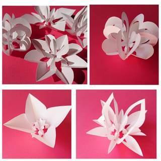 【残席2名様】折花ワークショップ ~一枚の紙からアロマディフューザ...