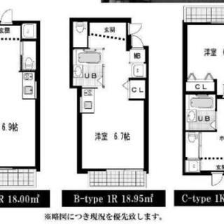 ☝初期費用7.000円✨1ヶ月家賃無料‼️東住吉区