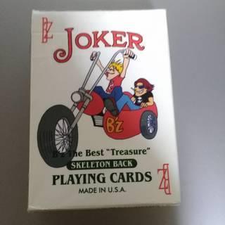 ビーズ トランプ 未使用品  JOKER