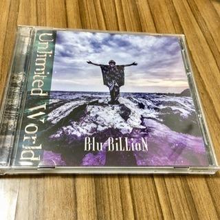 中古💿Blu-BiLLioN シングル Unlimited World