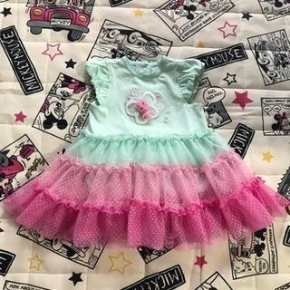 ❤️お姫様ドレス ベビードレス リトルミー 9M❤️