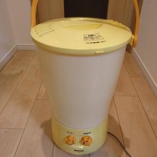 ナショナル 電気バケツ 小型洗濯機 N-BK2