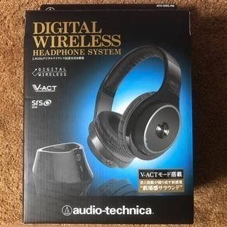 【物々交換可】ワイヤレスヘッドフォン ATH-DWL700
