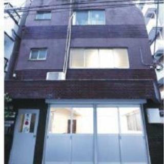 浜松町駅から徒歩10分 1,2階貸事務所 テナント 出入り口が広...