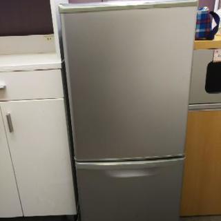 Panasonic ノンフロン冷凍冷蔵庫 2ドア 2008…