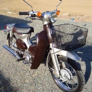 リトルカブ 走行35キロ!! HONDA オートバイ バイク