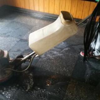 清掃のアルバイト、パートさん募集です!! 日給8,000円~