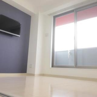 テレビ付き☺32型壁掛け✨1ヶ月家賃無料🆓1Kセパレート