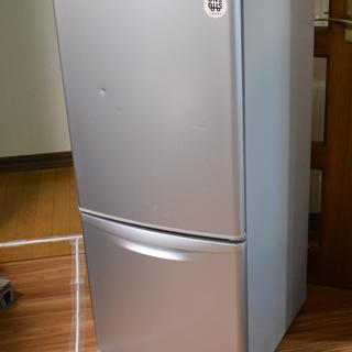 無料 2ドア冷蔵庫 National 2007年製 ノンフロン ...