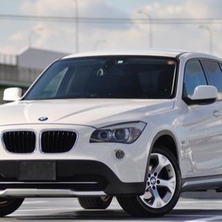 SUV!BMW X1 sDrive18i Xライン☆純正HDDナ...