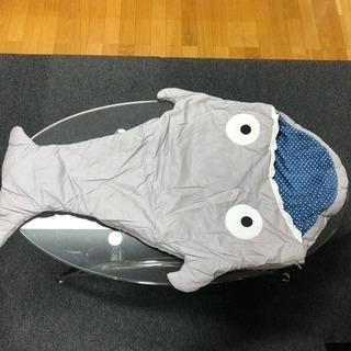 くじら型寝袋