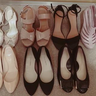 ALLブランド靴  7足